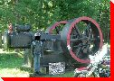 Peerless Self Oiling Lombardi Steam Engine - Boiestown, New Brunswick