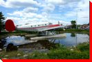Beech 18 on Floats - Ignace, Ontario