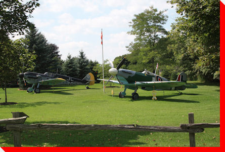 Model Airplanes - Hampton, Ontario