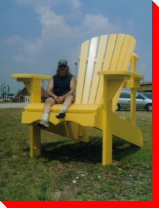 Muskoka Chair - South River, Ontario
