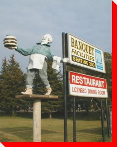 Hamburger Chef - Sussex, New Brunswick