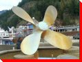 Horseshoe Bay Propeller - Whytecliff, British Columbia